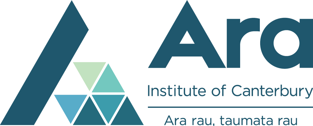 Logo of Ara Institute of Canterbury