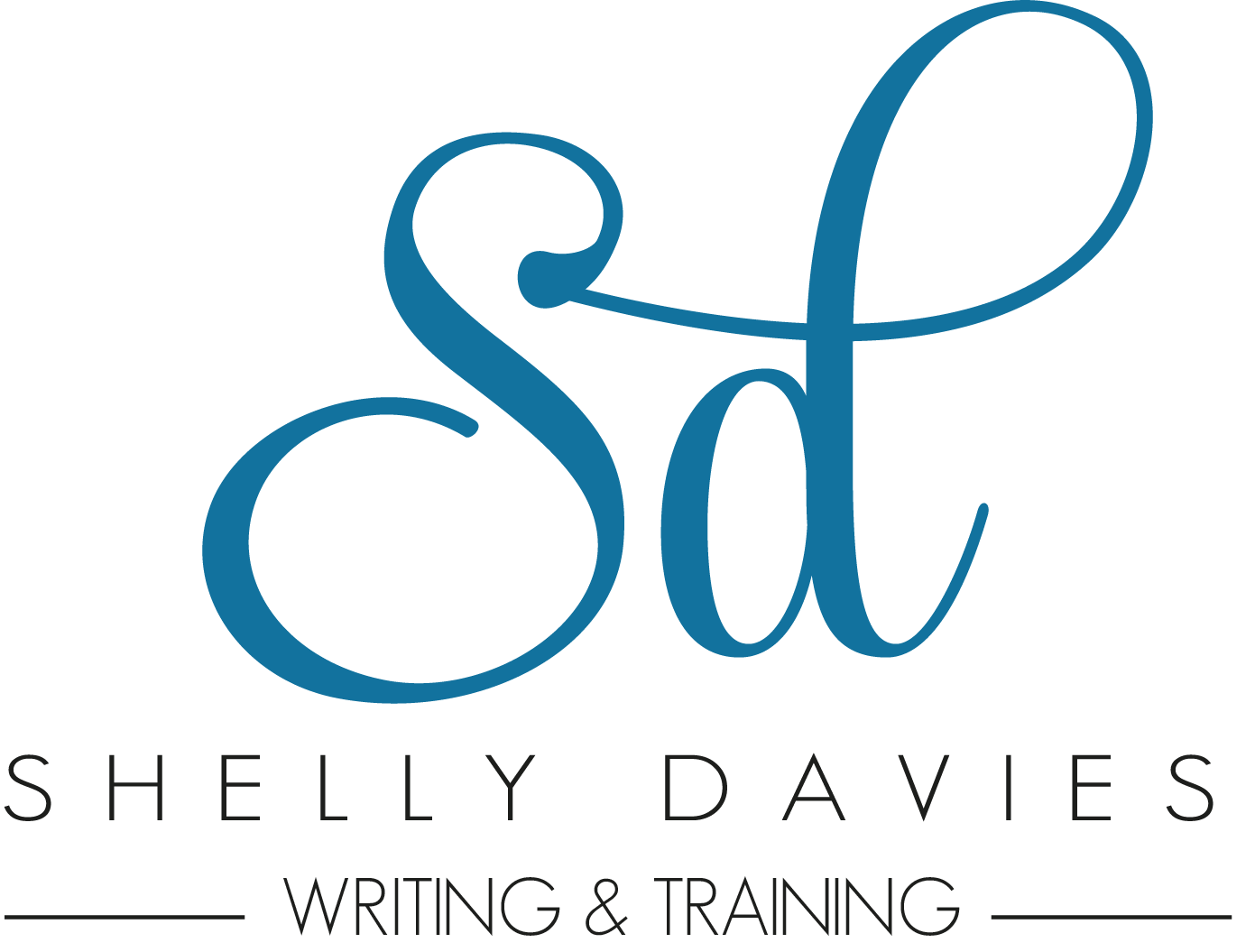 Logo of Shelly Davies - Writing & Training